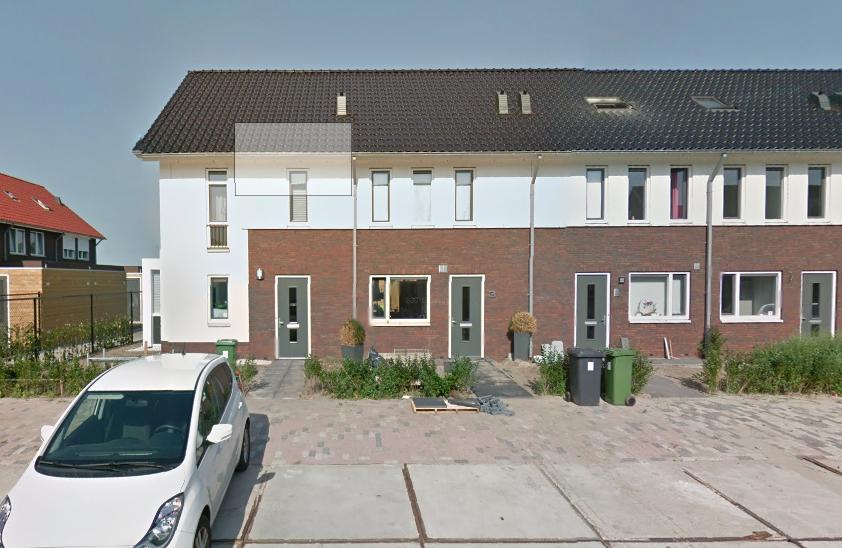 Vuursteen 3, Oosterhout