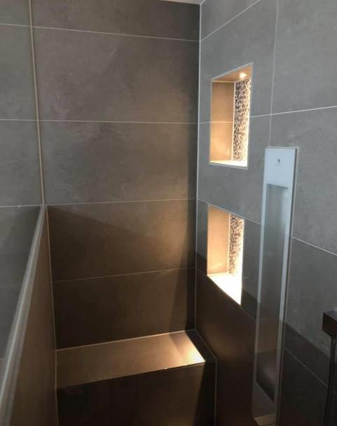 Badkamer afkitten